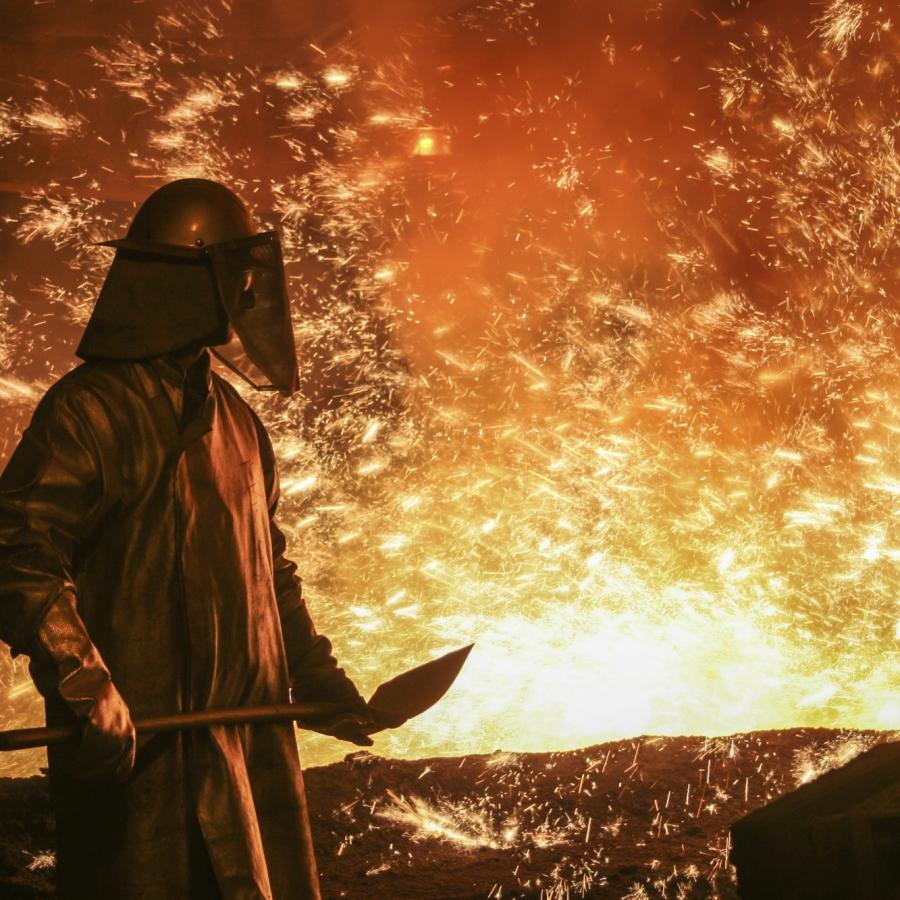 Moderner Konzern mit Tradition: Die Salzgitter AG steht für die Produktion von Stahl und Technologieprodukten.